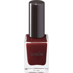 Nail Colour 04 rouge noir