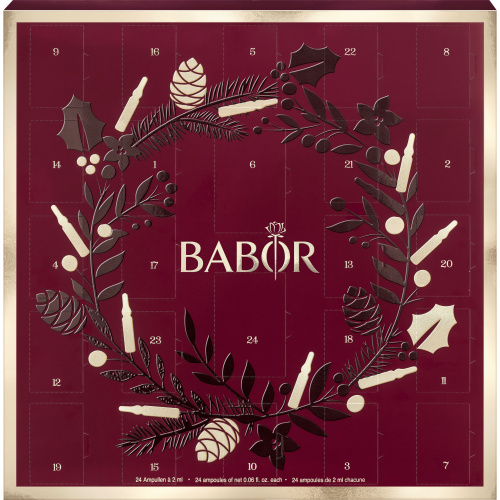 Essence Weihnachtskalender 2019.Babor Advent Calender 2019 Order In The Official Babor