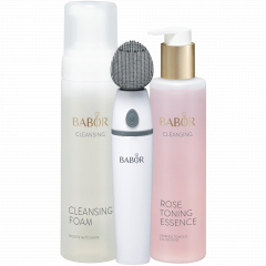 Silic Cleansing Brush Set INT